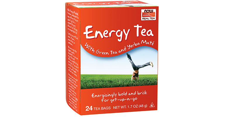 NOW Energy Tea