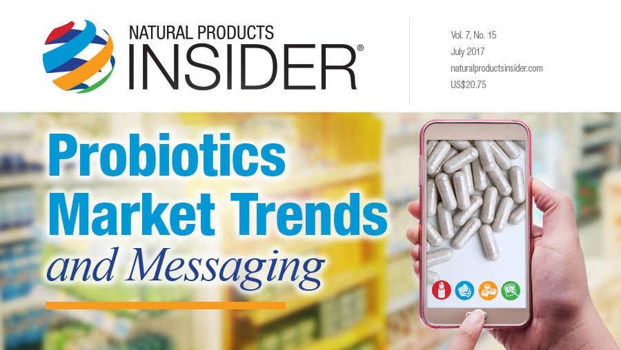 Probiotics Market Trends and Messaging