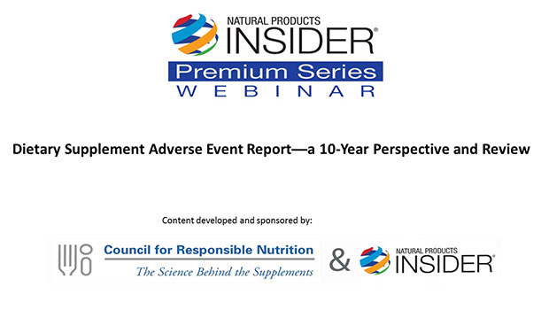 Dietary Supplement Adverse Event Reporting—a 10-Year Perspective and Review