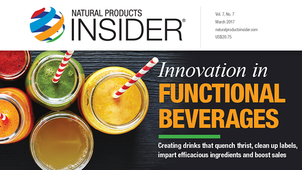 Innovation in Functional Beverages