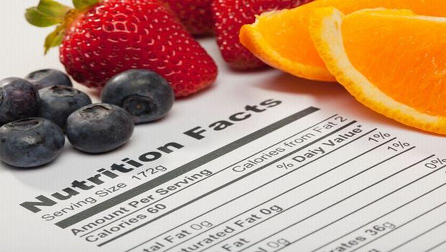etiquetas de los alimentos 1