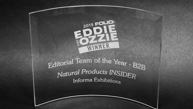 INSIDER Earns Folio:'s B2B Editorial Team of the Year Award