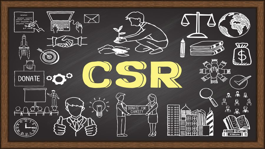 CSR & Sustainability: The Courage to Make a Difference