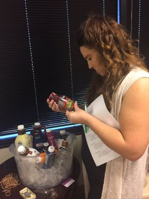 Rachel Adams, managing editor, tries products in the sports nutrition food and beverage category.