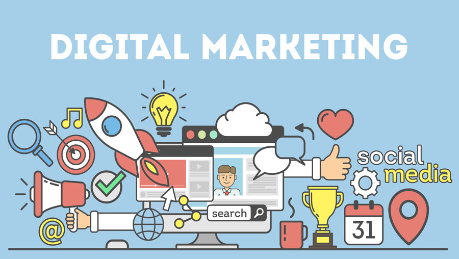 Digital Marketing that Targets Different Demographics