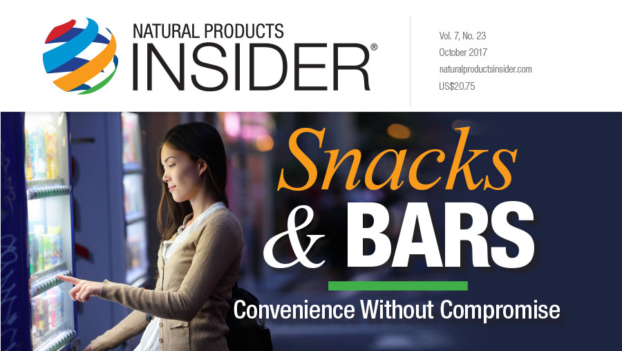 Snacks & Bars: Convenience Without Compromise