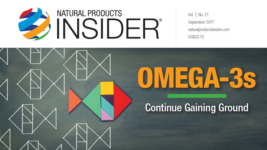 Omega-3s Continue Gaining Ground