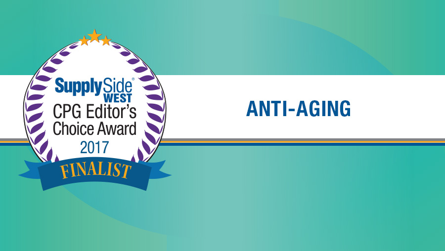 Image Gallery: Anti-Aging Finalists for 2017 SupplySide CPG Editor's Choice Award