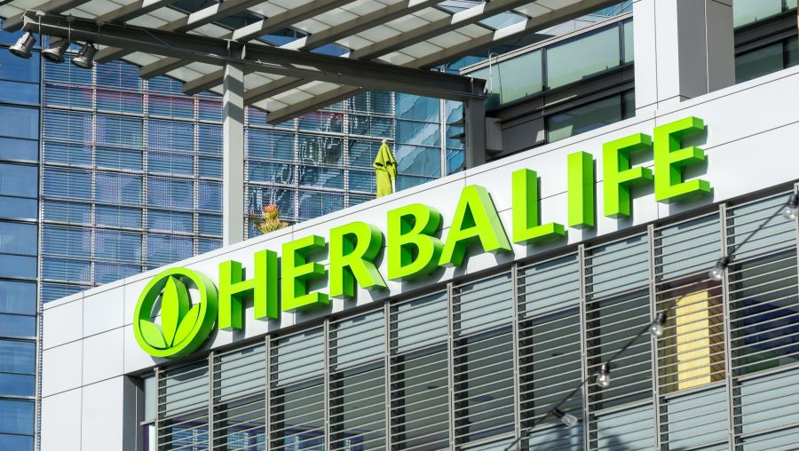 Herbalife Held Talks to Go Private