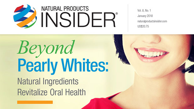 Natural Ingredients Revitalize Oral Health