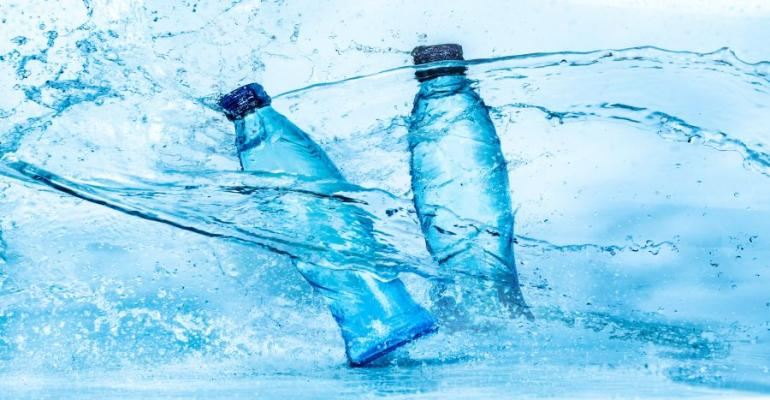 Bottled Water Overtakes Soft Drinks as No. 1 U.S. Beverage