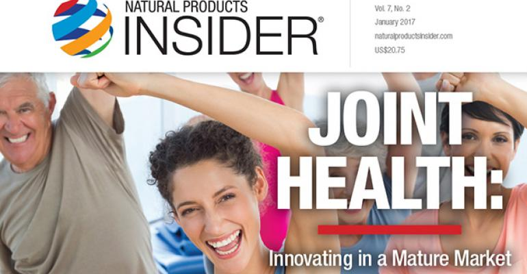 Joint Health: Innovating in a Mature Market
