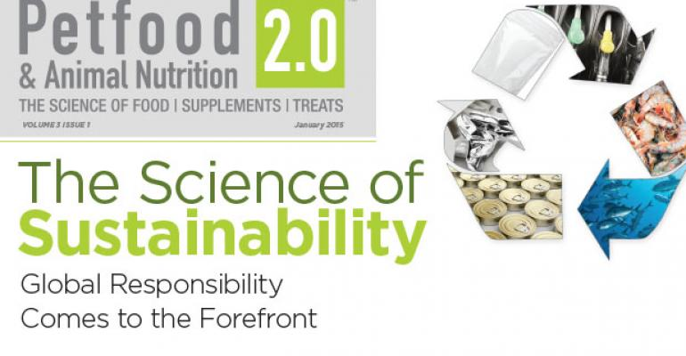 The Science of Sustainability