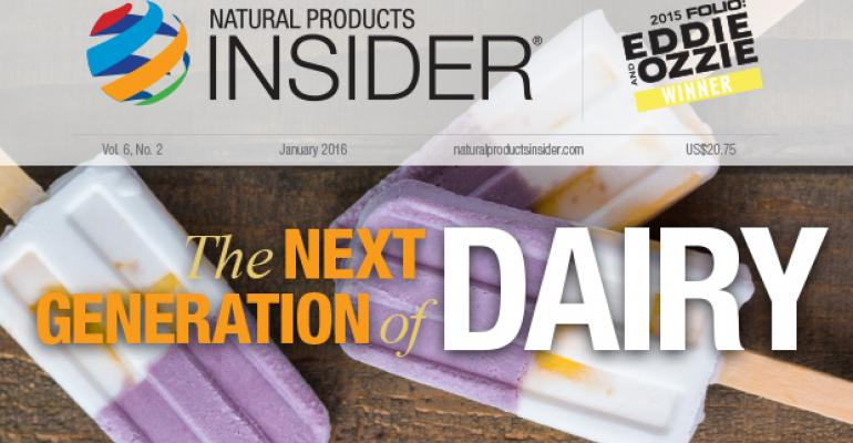 The Next Generation of Dairy and Dairy Alternative Foods & Beverages