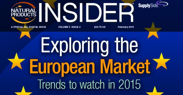 Exploring the European Market: Trends to Watch in 2015