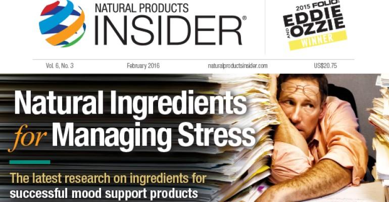 Natural Ingredients for Managing Stress