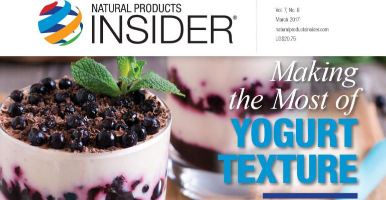 Making the Most of Yogurt Texture