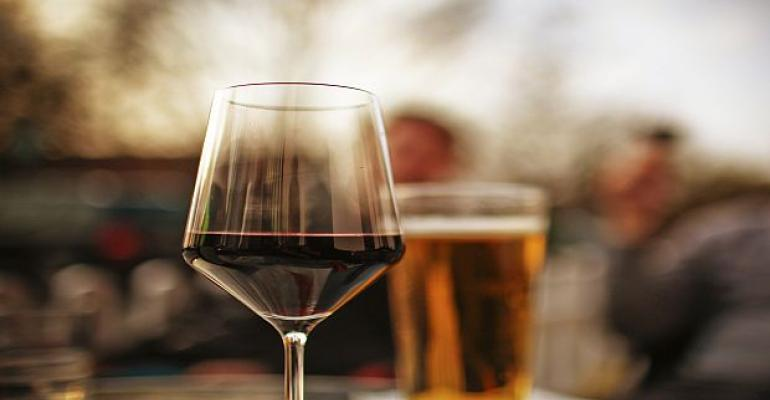 Alcohol_CAD Risk