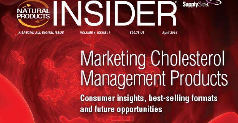 Marketing Cholesterol Management Products