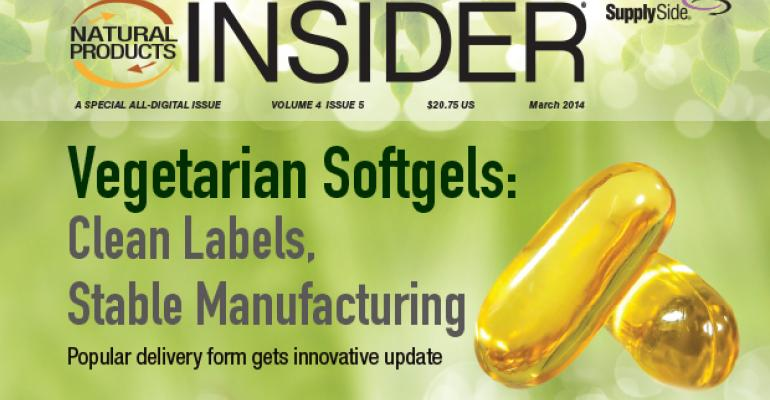 Clean Labels Stable Manufacturing