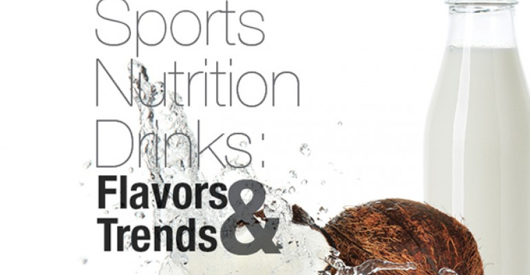 Sports Nutrition Drinks - Flavors and Trends