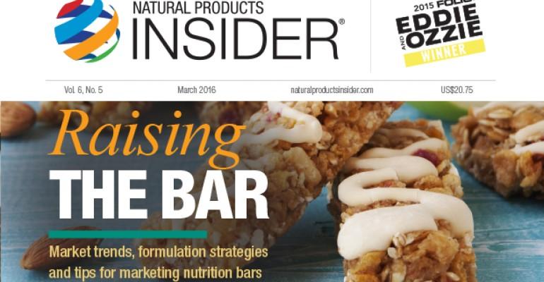 Raising the Nutritional Bar