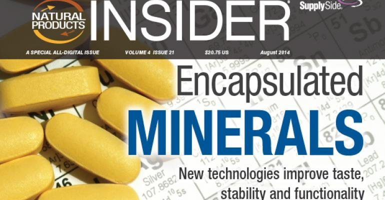 Encapsulated Minerals