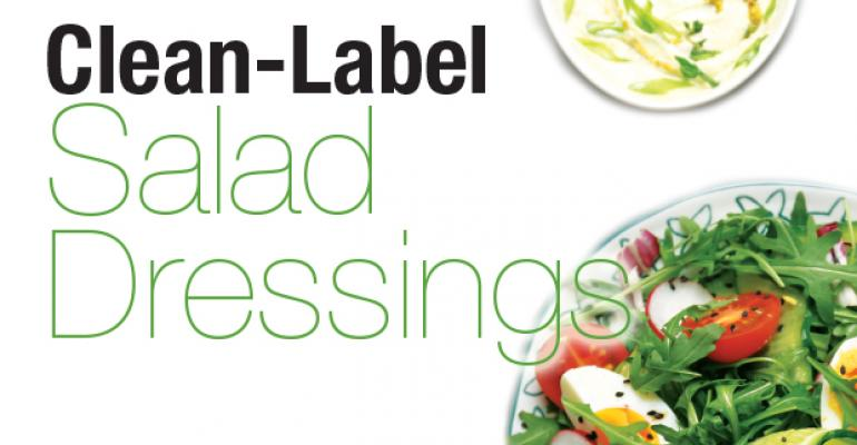 Clean-Label Salad Dressings