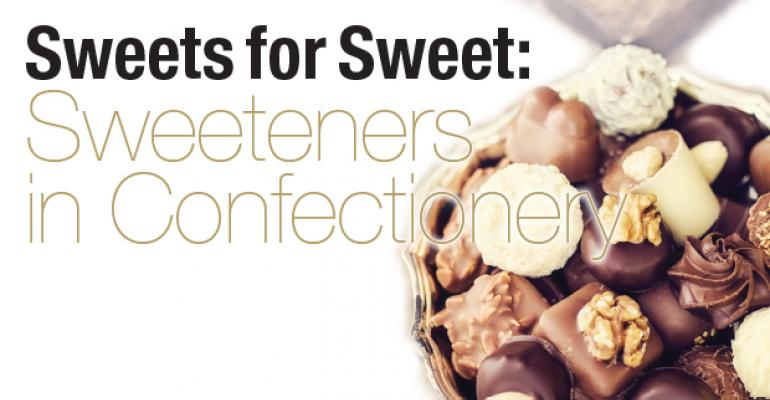 Sweets for the Sweet: Sweeteners in Confectionery
