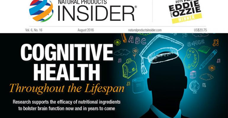 Cognitive Health Throughout the Lifespan