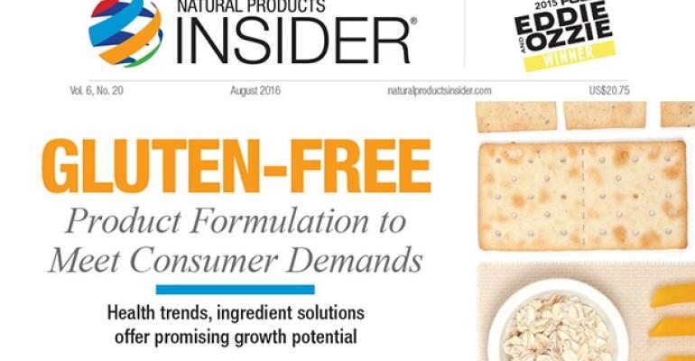 Gluten-free Product Formulation to Meet Consumer Demands