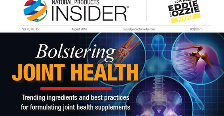 Bolstering Joint Health
