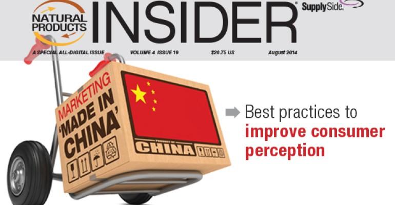 Marketing 'Made in China'