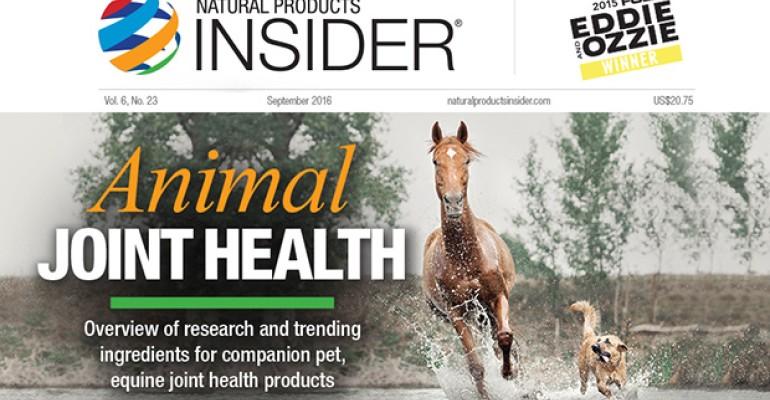 Animal Joint Health