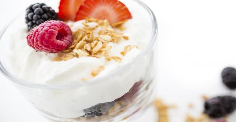 Greek Yogurt Popularity Continues to Soar
