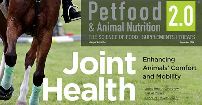 Animal Nutrition Insights Magazine: Joint Health