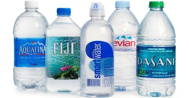 Bottled Water's Popularity Taking Fizz Out of Soda Market