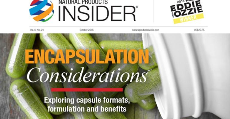 Encapsulation Considerations
