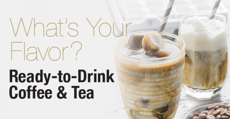 What's Your Flavor? Ready-to-Drink Coffee & Tea