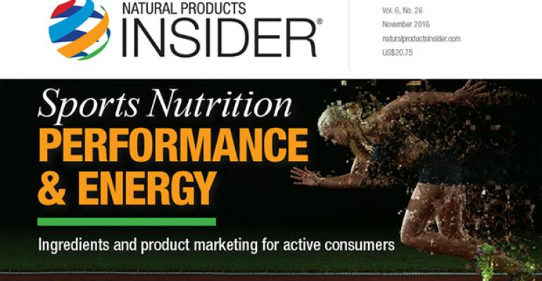 Sports Nutrition Performance & Energy