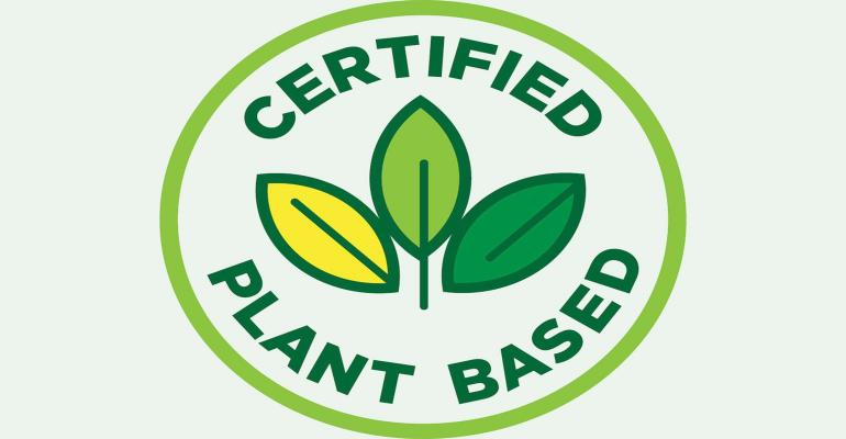 Plant-Based Certification Logo