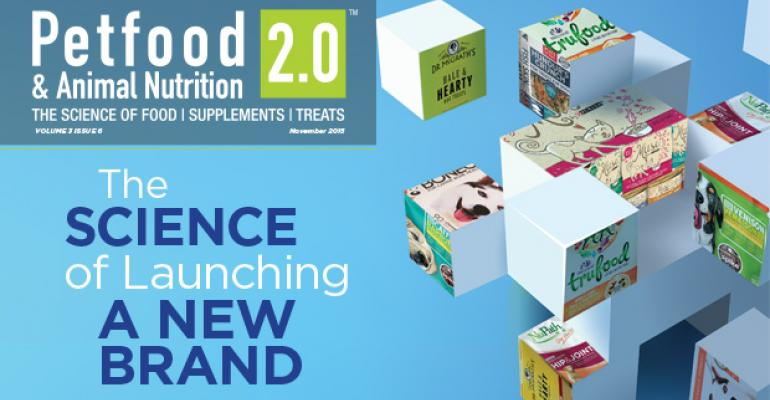 Petfood & Animal Nutrition 2.0 Magazine: The Science of Launching a New Brand
