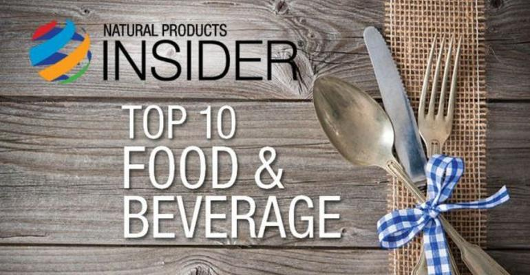 Top 10 Food & Beverage Posts March
