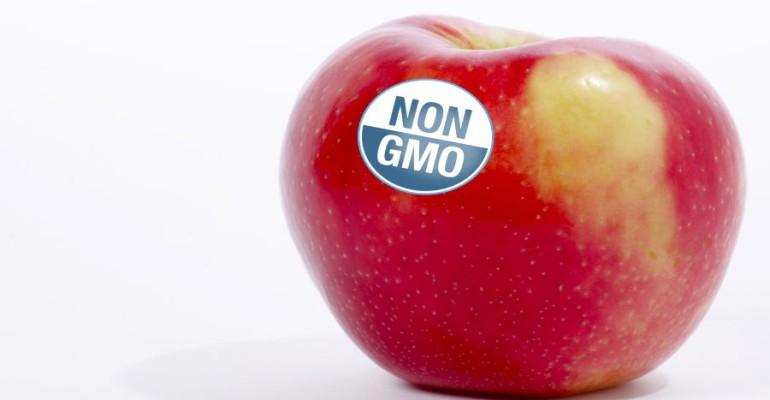 non gmo apple