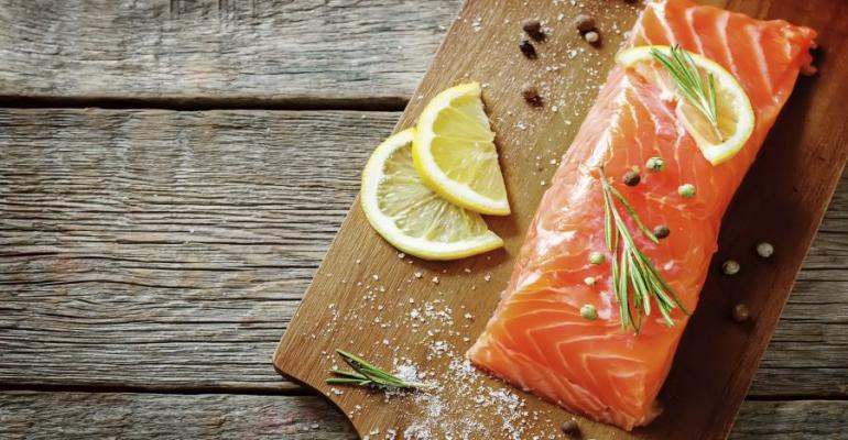 Eating Seafood Once a Week Slows Cognitive Decline