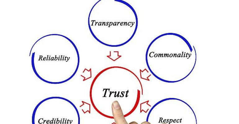 tranparency and trust
