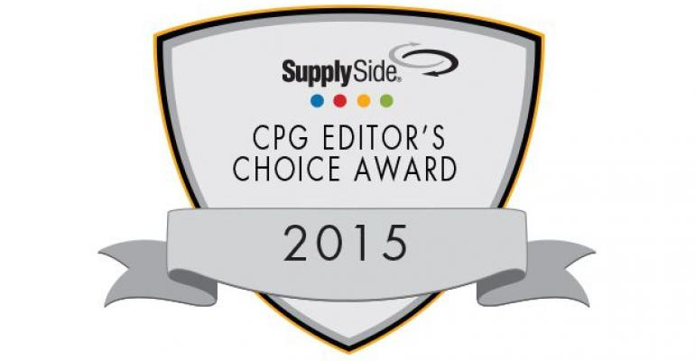 2015 SupplySide CPG Editor's Choice Awards Kicks Off