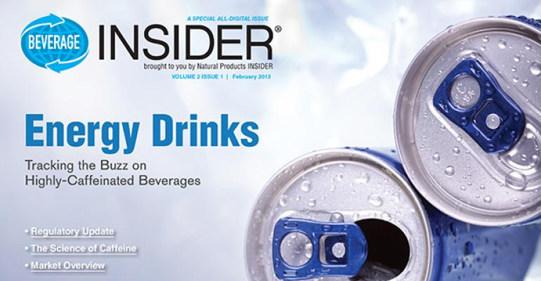 Beverage INSIDER Magazine: Energy Drinks