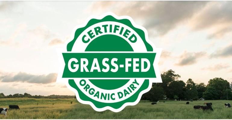 Gras-fed Certification