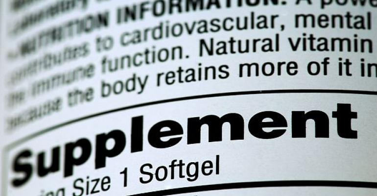 Amphetamine-Like Substance Found in Weight Loss, Sports Supplements
